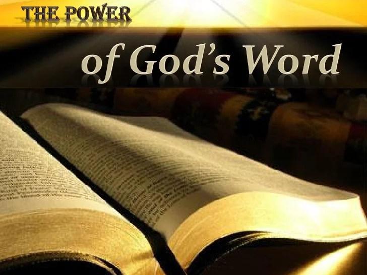 Hasil gambar untuk the words of God