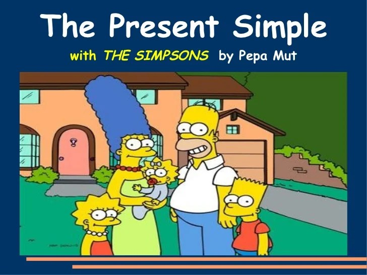 Simple Simpson Simpsons