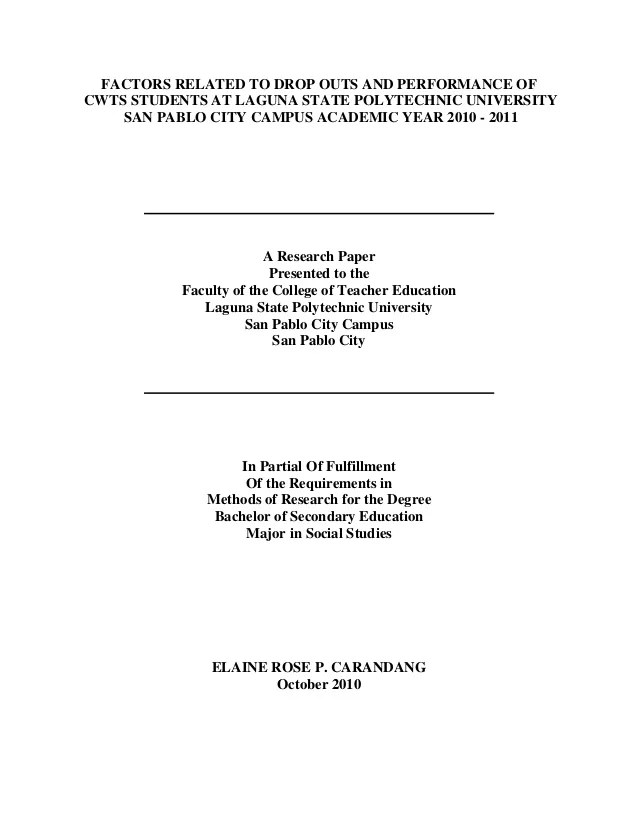 titles for research paper examples