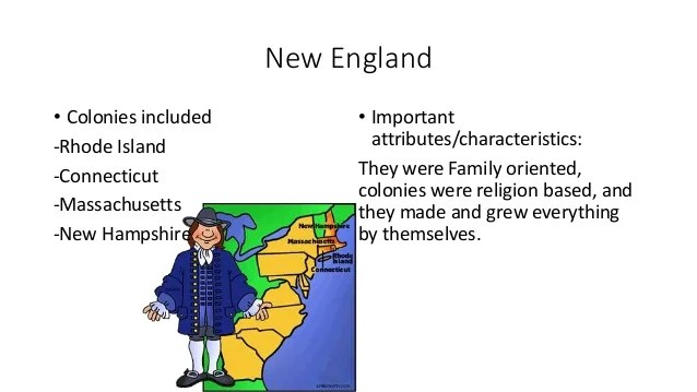 New England Colony Connecticut