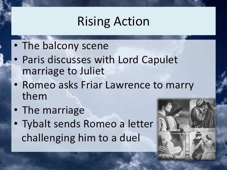 Paris And Friar Lawrence Romeo And Juliet