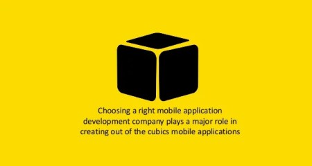 Things to Consider When Choosing a Mobile Application Development Company