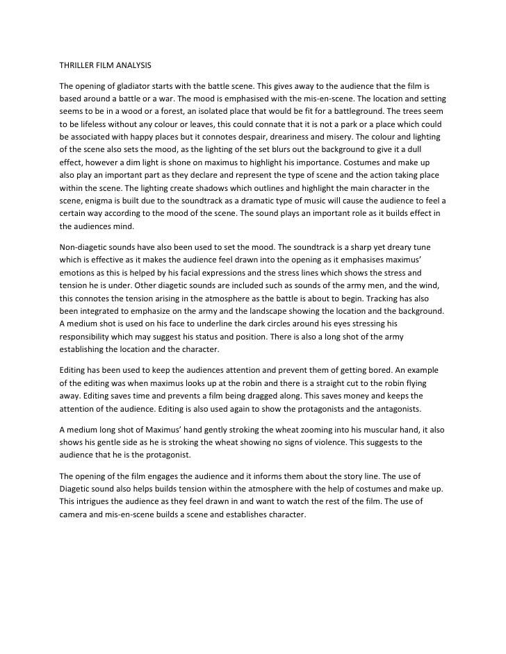 narritive essay