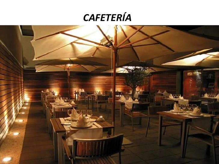 Tipos de Restaurantes  EAN