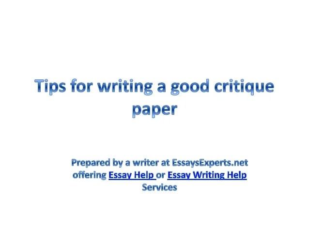 Write feminist criticism paper