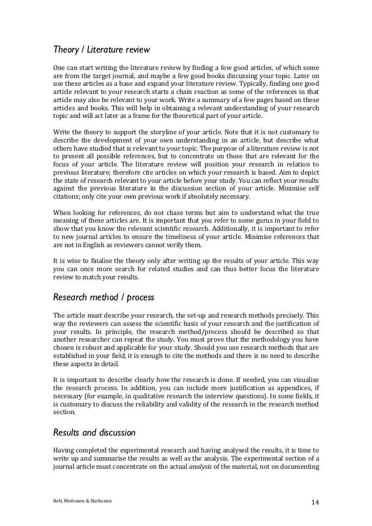 Sample Of A Research Paper Hypothesis Case Study Teaching