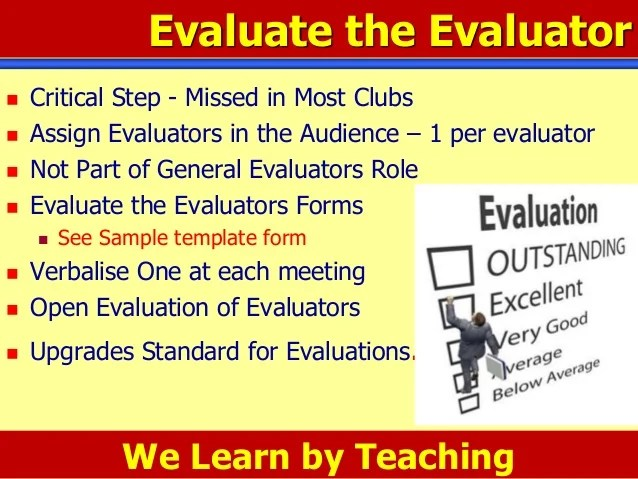 general evaluator form - Bingo.raindanceirrigation.co