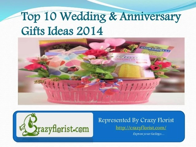 Top 10 Anniversary,wedding Gifts Ideas For Couple In 2014