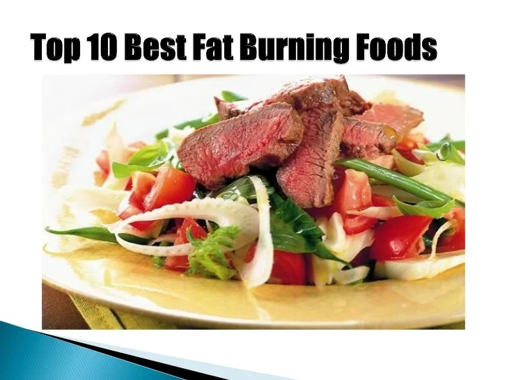 12 Best Fat Burning Foods