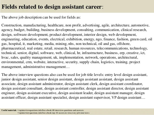 Questions To Ask Interior Designers On An Interview