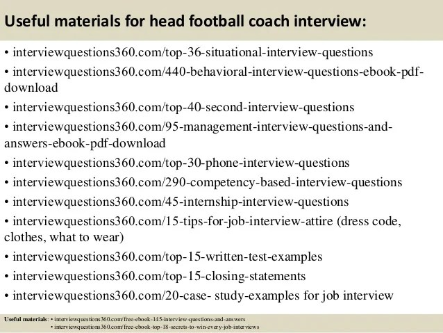 situational questions for interviews