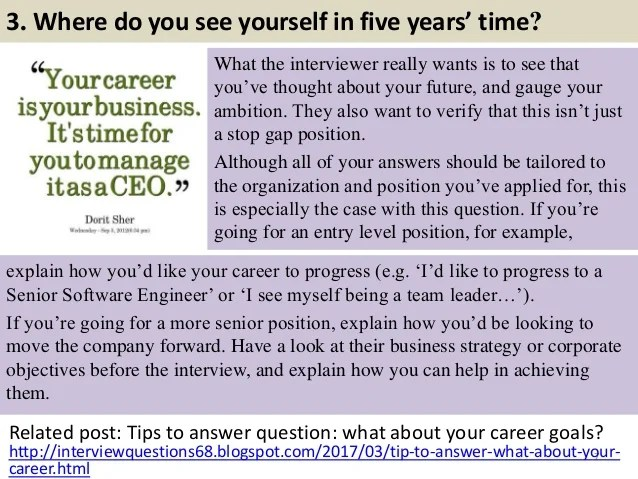 healthcare interview questions and answers