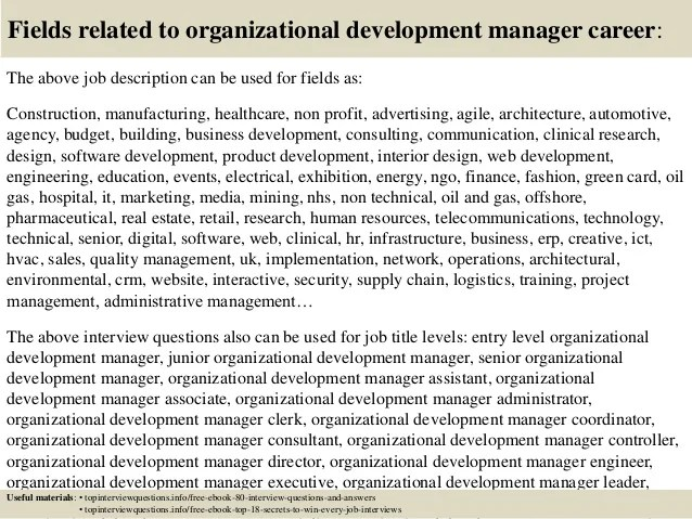 sales operations job description