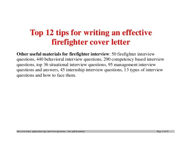 firefighter letter of recommendation sample