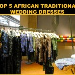 Traditional African Bride Dresses