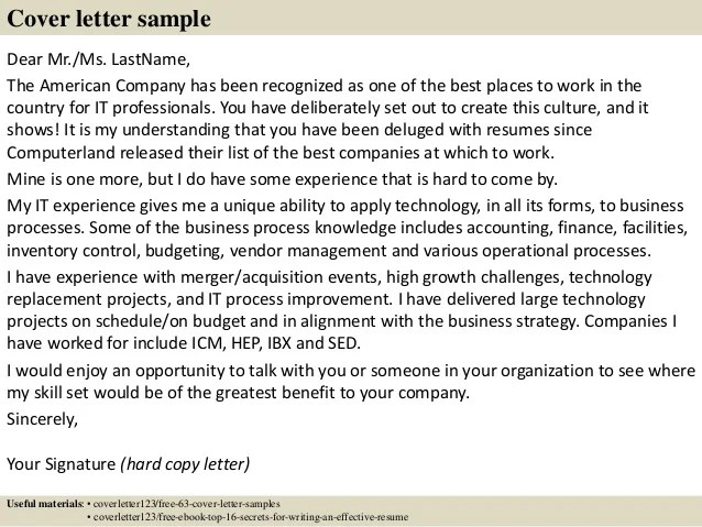Top 5 funeral director cover letter samples