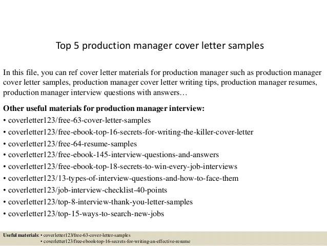 Technical Advisor Cover Letter