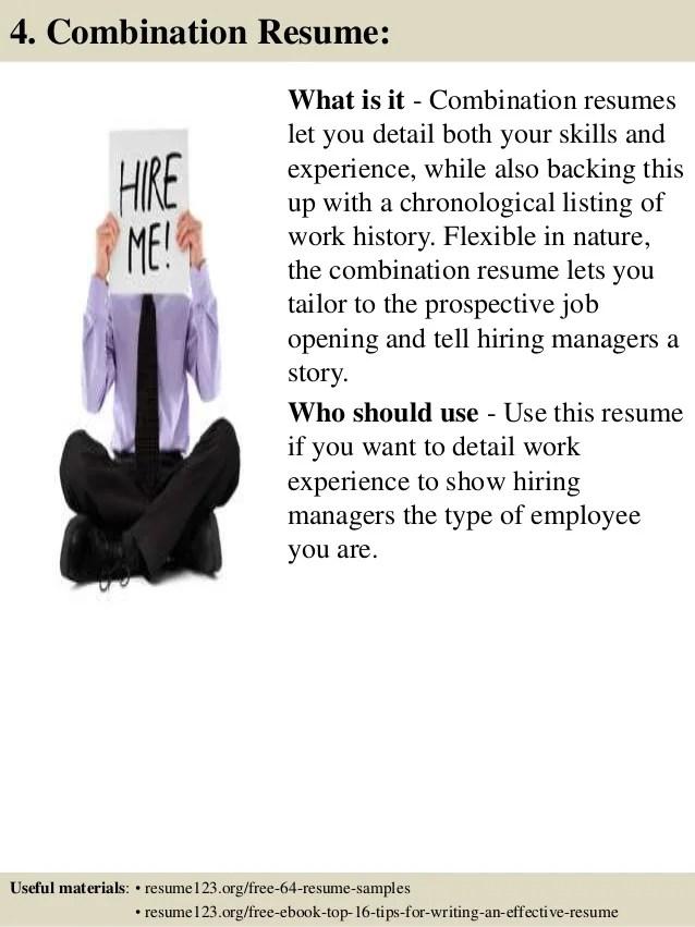 listing skills on a resume