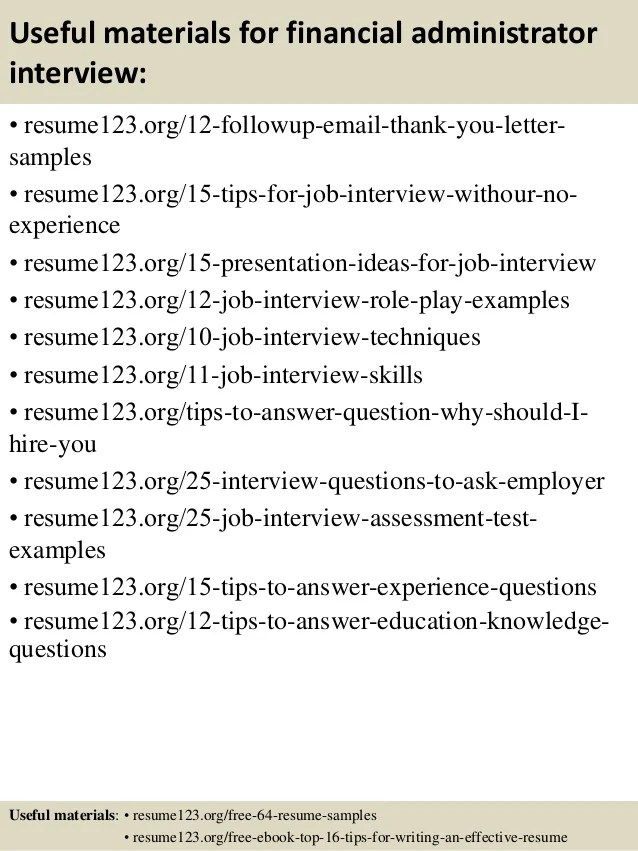 95 Resume Followup Email