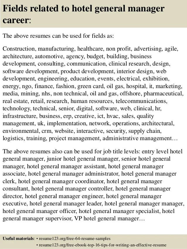Sample resume general manager hospitality starengineering resume general manager hotels resume examples hotel assistant general manager resume monograma co resume template construction yelopaper Choice Image