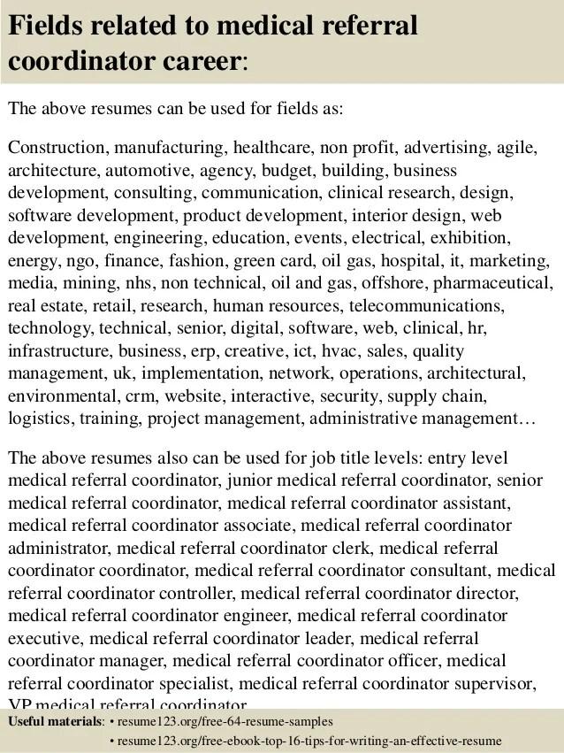 resume writing objectives