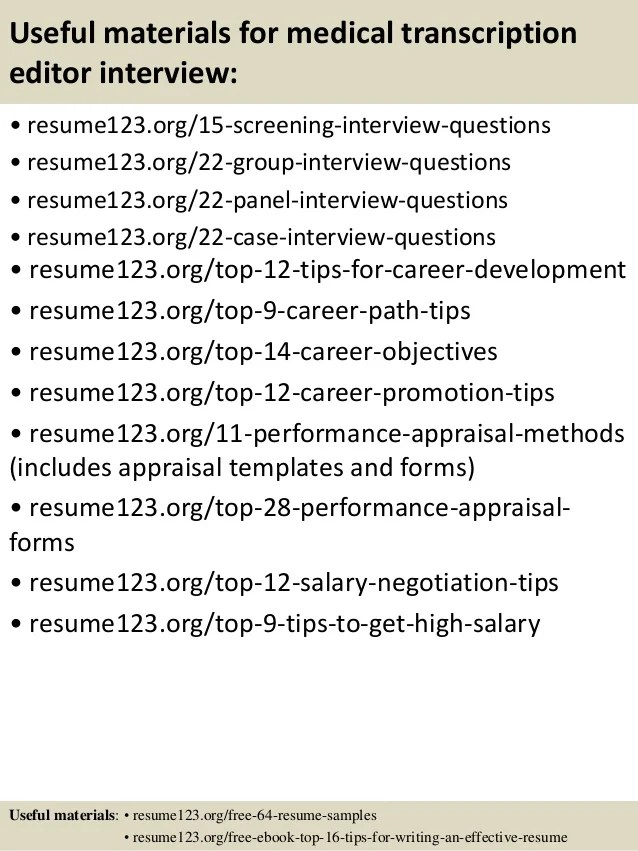 medical transcription resume examples examples of resumes - Medical Transcription Resume Samples