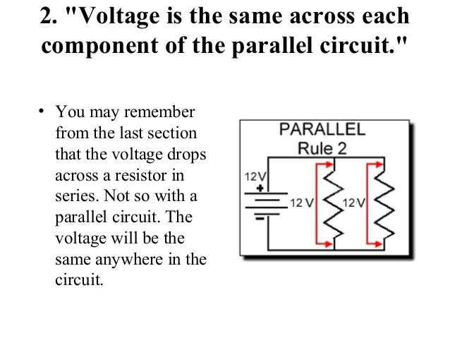 Miraculous Circuit Circuit Has One Path For Electricity To Flow Along Auto Wiring Cloud Hisonuggs Outletorg