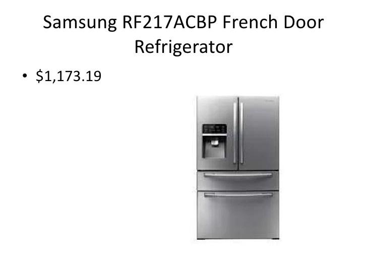 Haier French Door Refrigerator Price