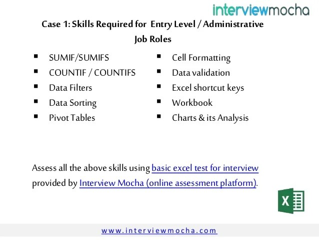 Top Skills You Need to Assess While Hiring MS Excel Experts