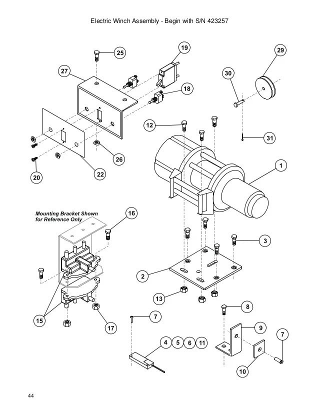 lawn mower fuel filter cross reference