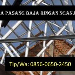Atap Baja Ringan Nganjuk Kanopi Hub 0856 0650 2450 Im3