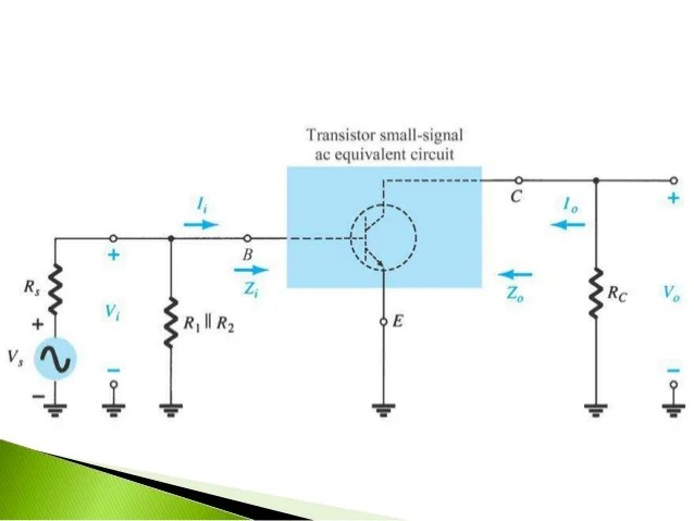 Transistor Circuit Analysis