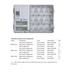 Watt Hour Meter Wiring Diagram Reflexology Foot Reflex Zones Dp Seriestransparent Box / Distribution
