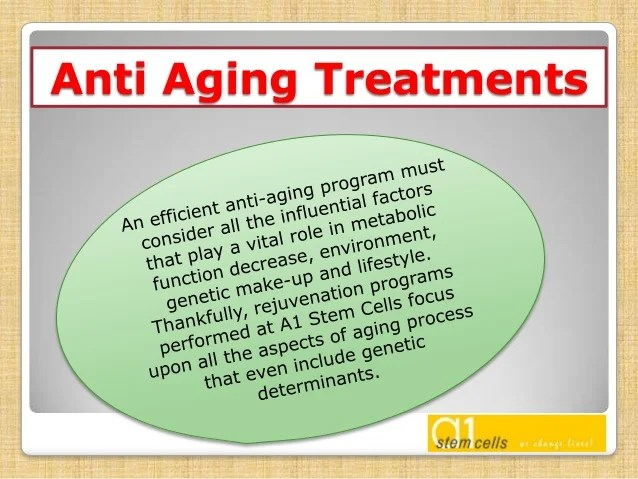 Treatment for depression via stem cell treatment