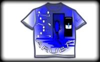 Tropical t shirt design