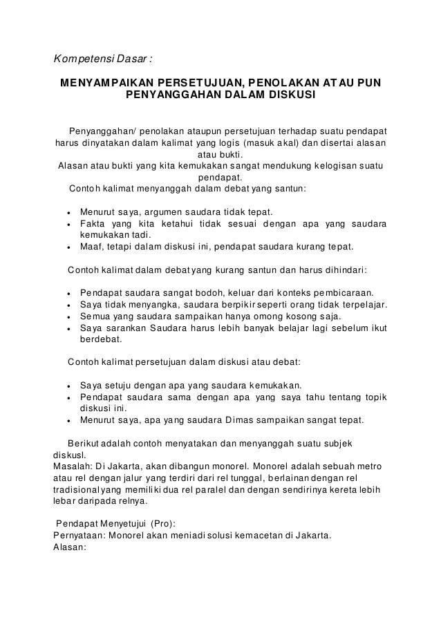 Apakah Terdapat Kalimat Penolakan Pada Teks Percakapan Di Atas : apakah, terdapat, kalimat, penolakan, percakapan, Tugas, Kelompok, Bahasa, Indonesia