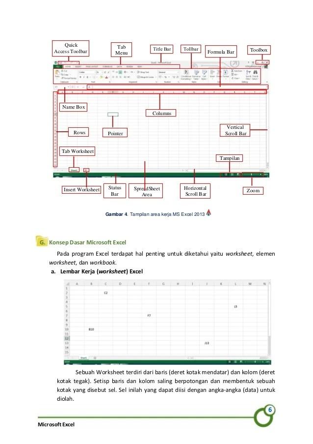 Gambar Lembar Kerja Microsoft Excel : gambar, lembar, kerja, microsoft, excel, Microsoft, Excel