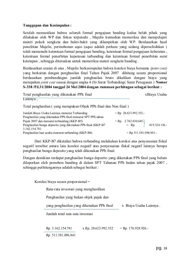 Surat Pajak SP2DK / Klarifikasi Data