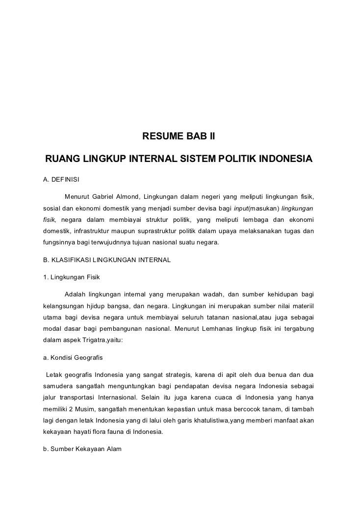 """Dengan kata lain, ekonomi internasional membahas mengenai dampak aktivitas ekonomi terkait dengan perbedaan sumber daya produktif antarnegara dan preferensi Resume buku Sistem Politik Indonesia karya A. Rahman H.I"""""""