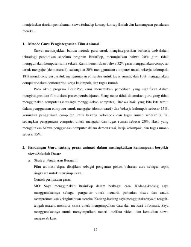 15+ Contoh Review Jurnal Internasional & Nasional LENGKAP