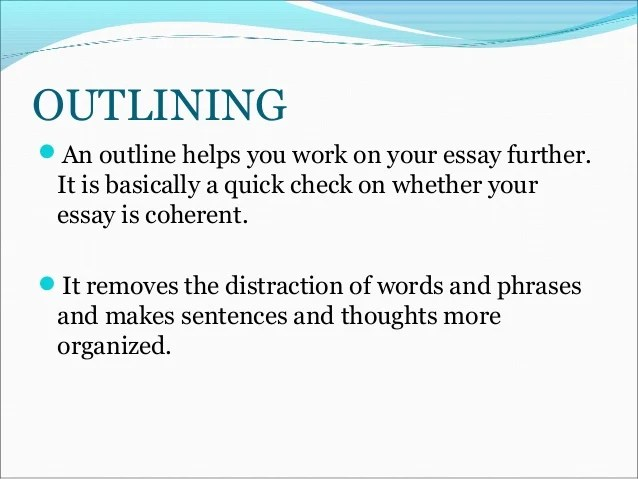 Essay Tutorial Als Essay Tutorial How To Center Align Your Title