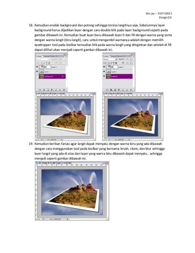 Cara Membuat Gambar Timbul : membuat, gambar, timbul, Membuat, Gambar, Timbul, Dengan, Photoshop