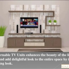 Sleek Tv Unit Design For Living Room Decor With Corner Fireplace Buy Modern Designs Online In India Bangalore Scale Inch Is Entertainment Our Expertisewill Sure Amaze You Adorning 7