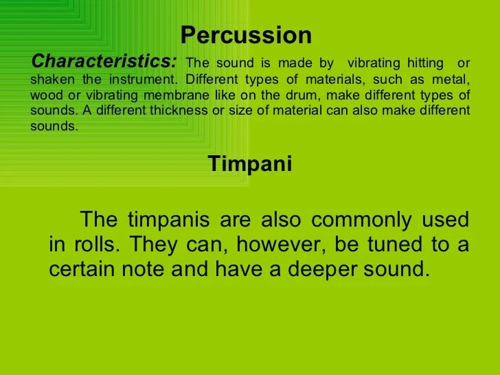 Brass Instruments Definition