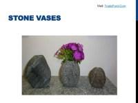 Types of Decorative Vases