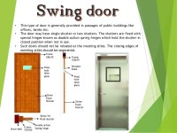 Types of doors by aakash