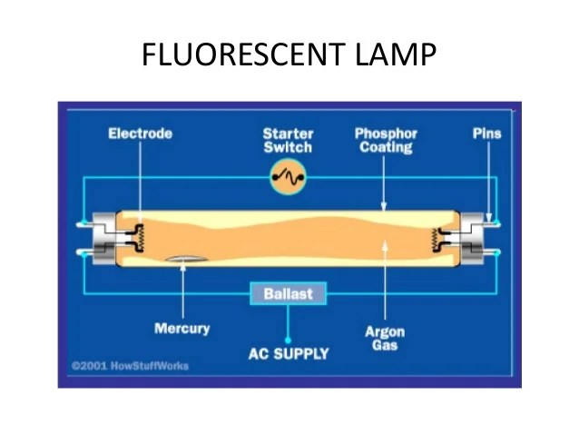 Fluorescent Fixtures T5 Circuit Diagram