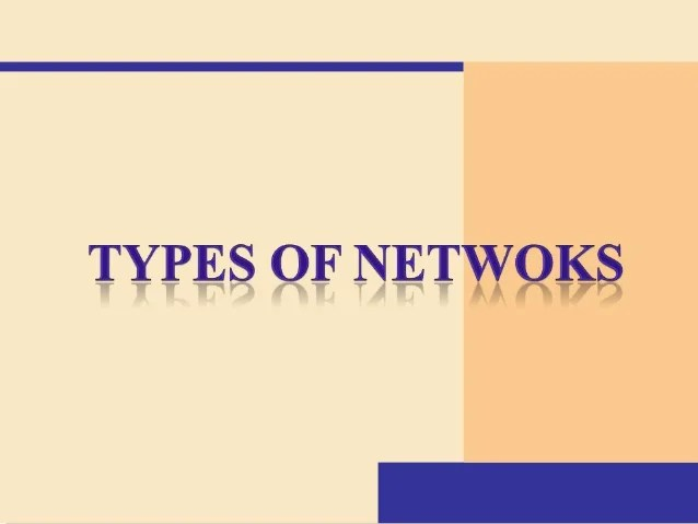Types Of Electric Circuits And Networks