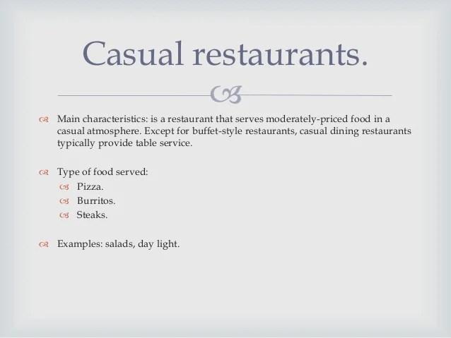 Fast Food Restaurants Salads