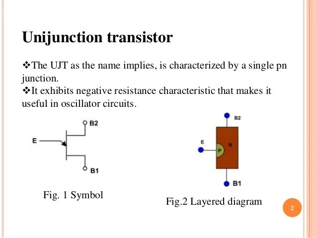 Unijunction Transistor Tutorial Electronic Circuits Science Hobby